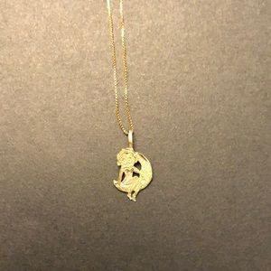 8861902c766068 Jewelry | 14k Gold Betty Boop Necklace | Poshmark
